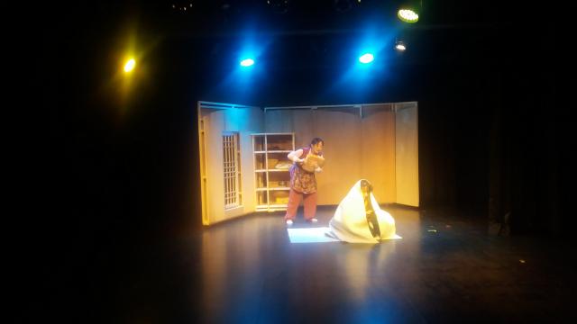 연극 '할매의 방' 극단 함께사는세상 제공