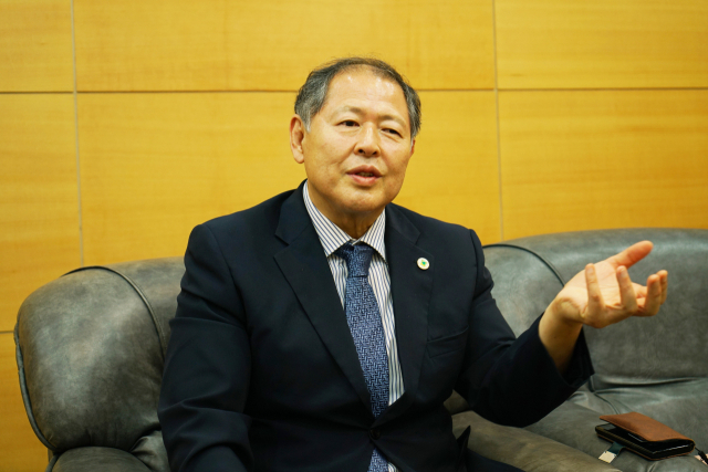 이근용 대구사이버대 신임 총장은