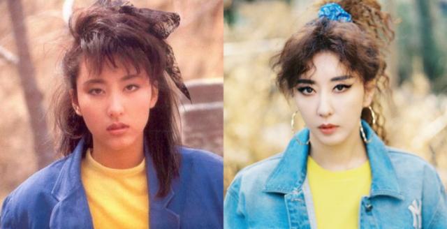 '여자 양준일' 김완선, 과거 그대로 재현…청청패션 화제
