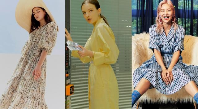 [패션 PICK] 여름 원피스 스타일링법…휴양지·오피스·집콕 패션
