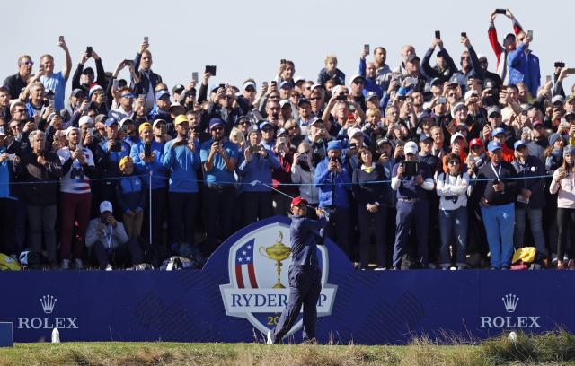 라이더컵 골프 대회 2021년으로 1년 연기 공식 발표