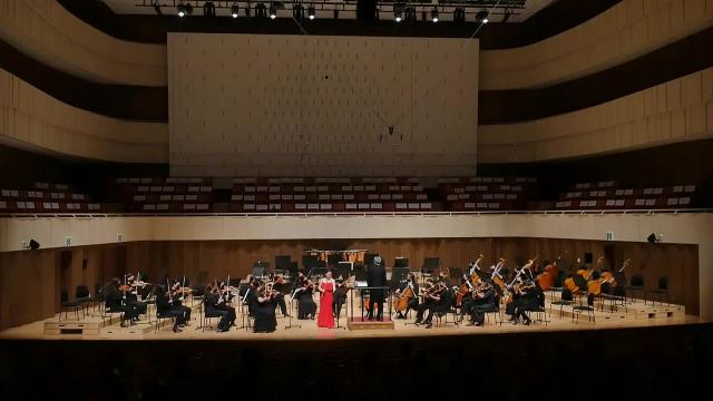 지난해 10월 7일 열렸던 대구시립교향단의 '그레이트 베토벤' 공연. 대구시음악협회 제공