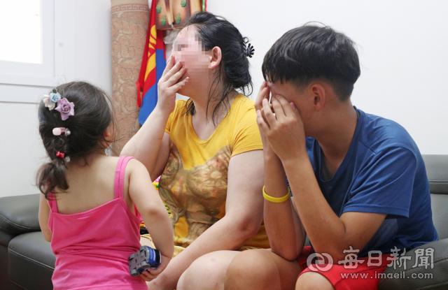 불법체류자 신분으로 밀린 병원비와 생활비 마련이 막막하지만 몽골로 돌아갈 길 조차 여의치 않은 바야르(33·가명)씨와 바트(31·가명)씨 부부는