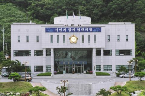경북경찰청 김천시의회 A 시의원 사무실 등 압수수색