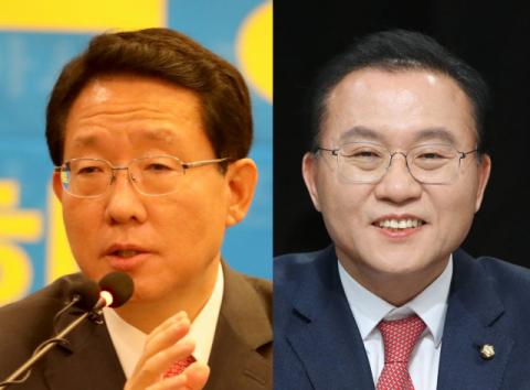 공동선대위원장 김상훈, 윤재옥 의원. 매일신문 DB