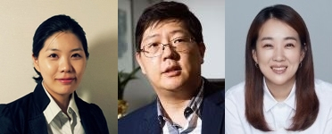 신현영, 김홍걸, 최혜영. 매일신문DB
