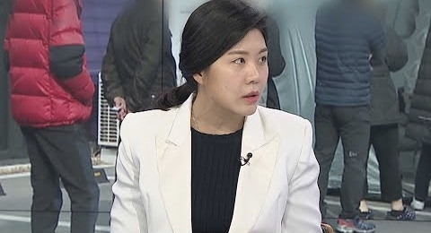 코로나19 관련 연합뉴스TV 뉴스특보에 출연한 신현영 명지병원 가정의학과 교수. tv 화면 캡처
