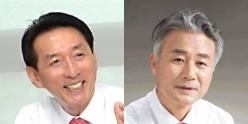 김석기, 김원길. 매일신문DB