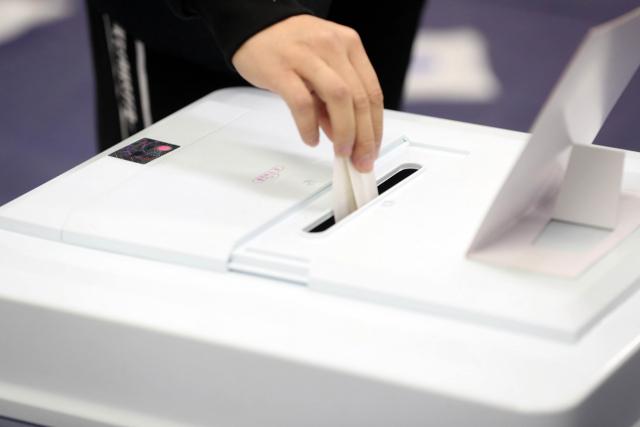 투표 자료사진. 연합뉴스