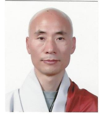 의성 고운사 주지 등운 스님