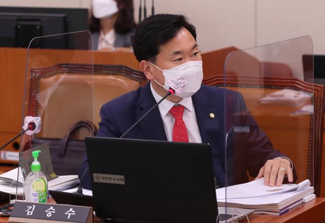 국민의힘 김승수 의원. 연합뉴스