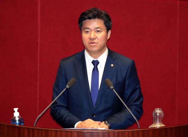 박상혁 더불어민주당 의원. 연합뉴스