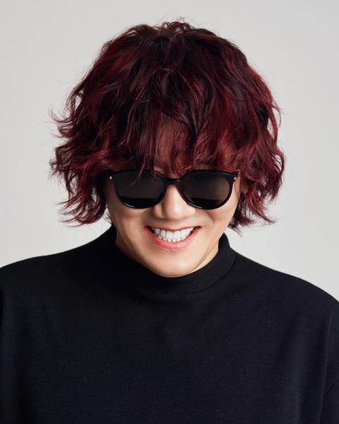 '예스 위 캔 콘서트 in 경북' 총진행과 총연출을 맡은 '독도가수' 김장훈.