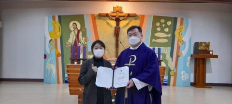 천주교대구대교구 사회복지회, 교구장학생 30명 선발