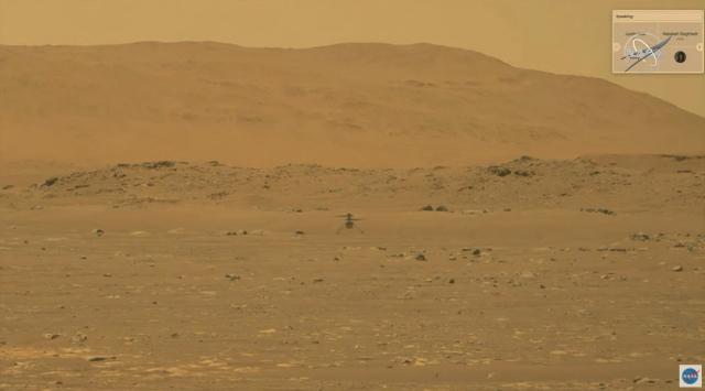 미국 항공우주국(NASA) 유튜브 화면 캡처