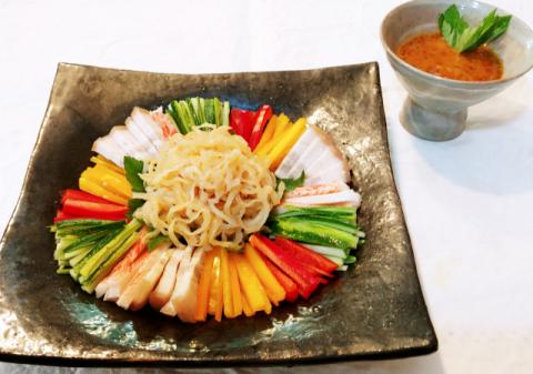 [노정희의 추억의 요리산책] 해파리냉채