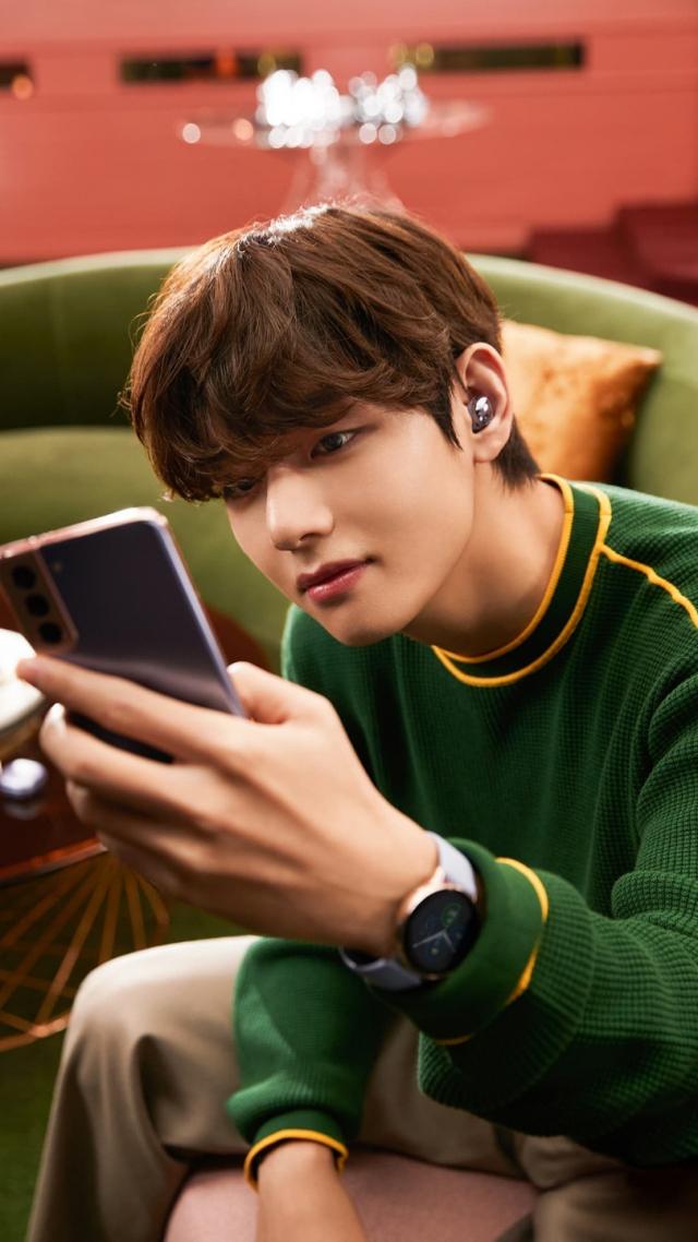 삼성 모바일 공식 인스타그램 스토리