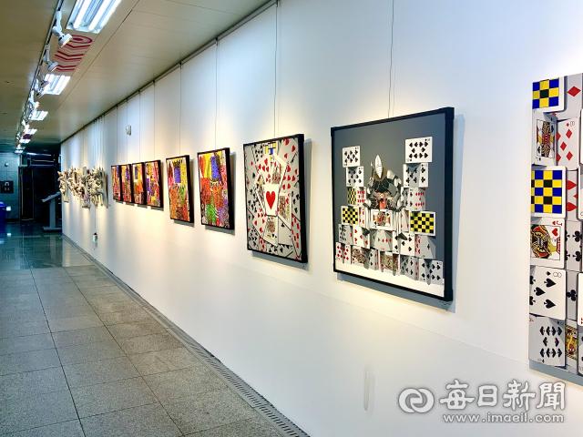 ArtLab:범어(前 범어아트스트리트) 오픈갤러리 전경. 대구문화재단 제공