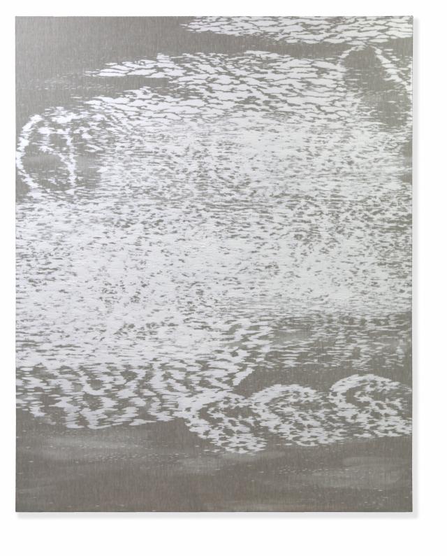박철호 작 'Ripple1917' 162x130cm, Acrylic on canvas 2019년