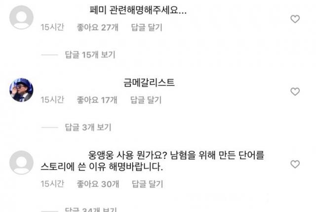 안산 선수 인스타그램 캡처
