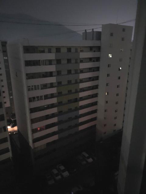 29일 대구 남구의 한 아파트 단지에서 대규모 정전이 발생해 주민 불편이 이어지고 있다. 독자제공