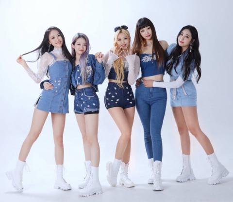 걸그룹 쏠리아 데뷔 5일만에 해체…