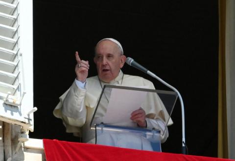 [속보] 결장 수술 받은 프란치스코 교황