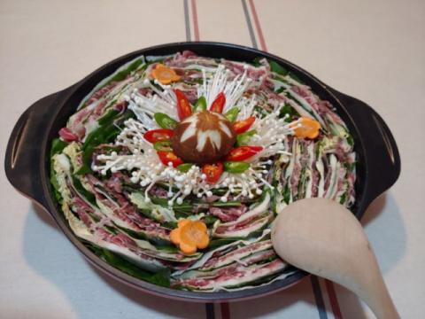 [노정희의 추억의 요리산책] 따끈한 국물 요리, 밀푀유 나베