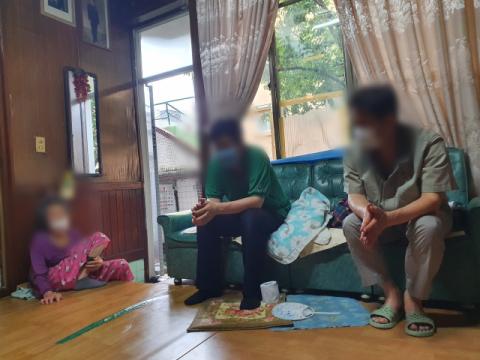 [성금내역] 아들은 정신질환으로 아프고 노모는 노환으로 집 안에서만 생활하는 최남순 씨 가족에 3,128만원 전달