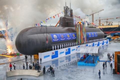 한국 독자개발 SLBM 잠수함 발사 성공…세계 7번째 (종합)