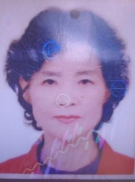대구시 달서구에서 실종된 전정희(75, 여) 씨 사진. 대구경찰청