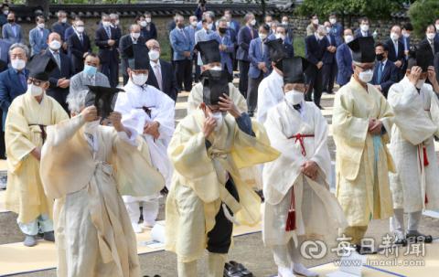 [포토뉴스] 대구항교 추계 석전대제 봉행