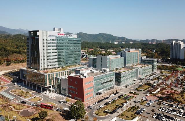 칠곡경북대병원, 코로나 전용병상 추가 확보…98병상 늘려