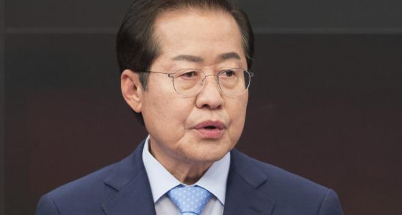 홍준표, '조국수洪' 역풍…야권