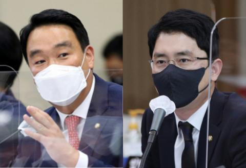 '절친' 정희용-김병욱의 엇갈린 대선캠프 선택