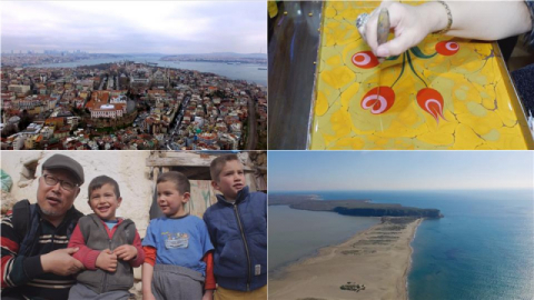 [TV] 터키가 지닌 신비한 동서양의 전통과 문화