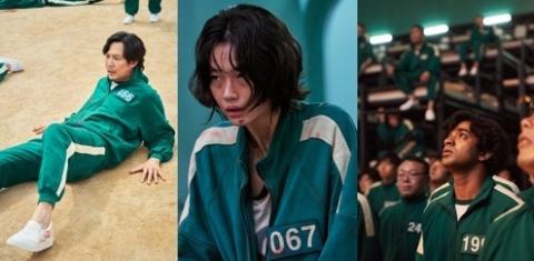 '오징어 게임' 한국 드라마 최초 넷플릭스 1위 돌풍