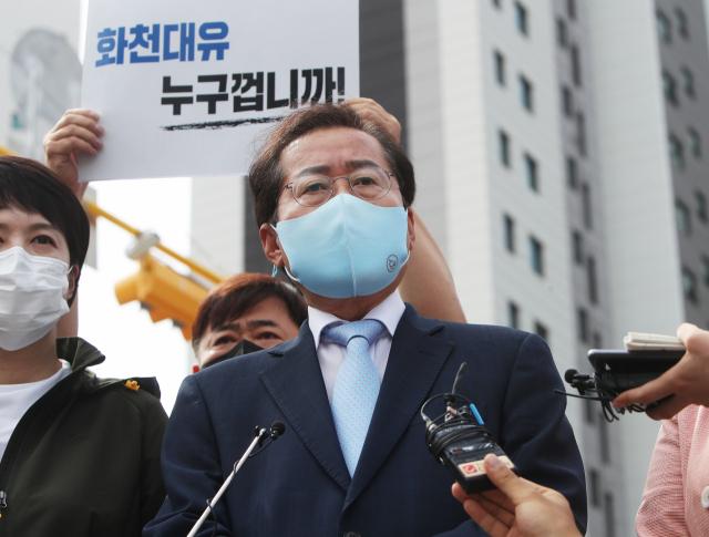 이재명·윤석열 동시 저격하는 홍준표…