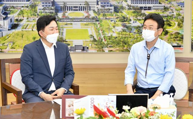 원희룡 '보수 텃밭' TK 민심 다져  2차 컷오프 통과 안간힘