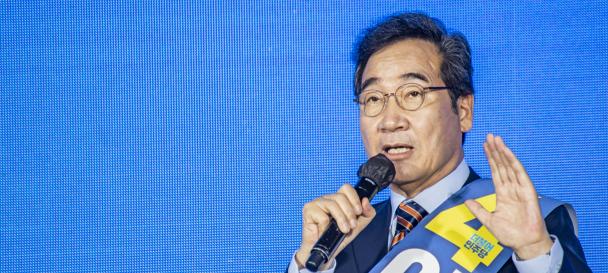 이낙연 광주·전남 47.1% 힘겹게 첫 승…이재명 46.9% 2위