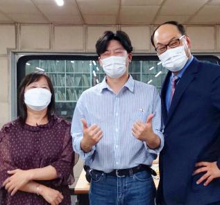 """조영근 극단 '폼' 대표 """"대구 연극에서 제 꿈 찾았어요!"""""""