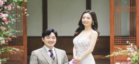 [화촉] 김태훈·류예림 10월 10일 만촌1동성당
