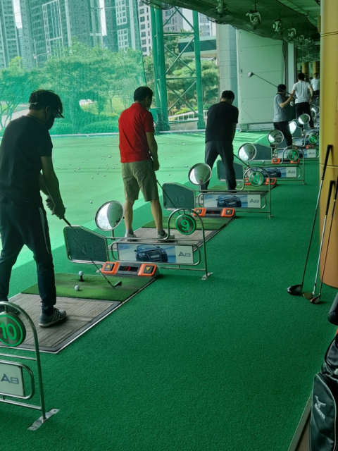 황환수 프로의 골프 오디세이 <68>신체 조건과 실력이 비례하지 않는 운동