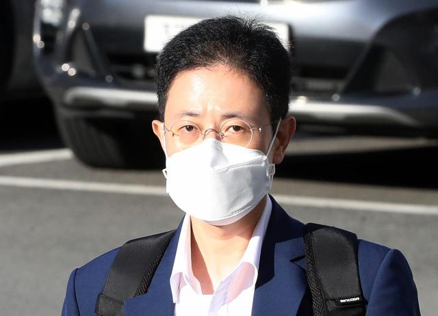 공수처, '고발사주 의혹' 손준성 검사 구속영장 청구