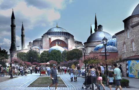 [박미영의 '코로나 끝나면 가고 싶은 그 곳'] 세 개의 이름을 가진 도시,이스탄불