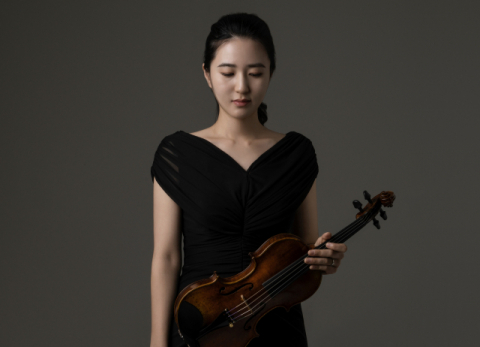 나윤아 바이올린 리사이틀, 14일 수성아트피아서…힌데미트·바흐·브람스·베토벤 작품 연주