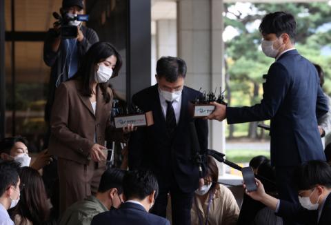 김만배 구속영장에 변호인