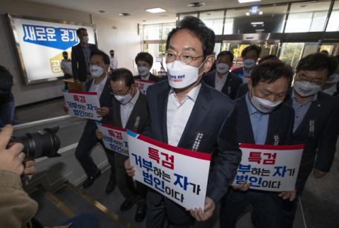이재명 출석 '경기도 국감' 앞두고 전방위 압박하는 野(종합)