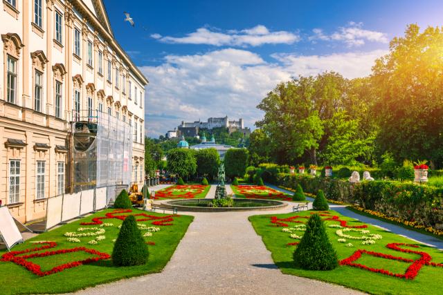 미라벨 궁전과 정원