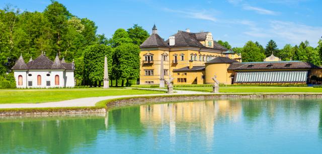 헬브룬 궁전